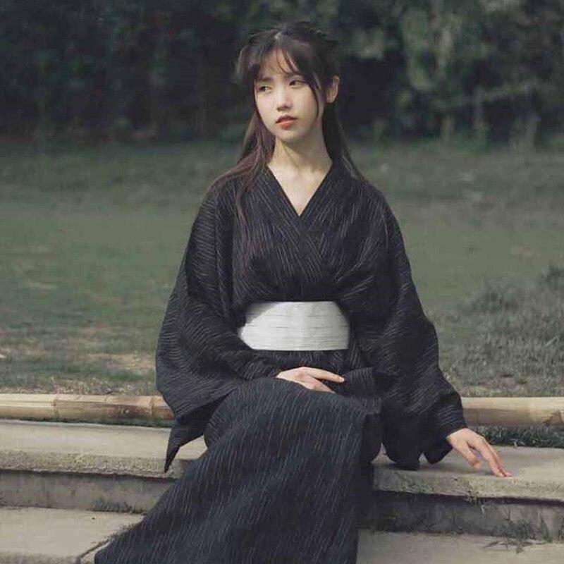 Traditional Japanese Kimonos Japanese Geisha Costume Obi Kimono Haori Japanese Kimono Woman Geisha Clothing AA4410