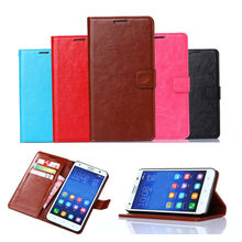 Luxury Wallet Style PU Leather Lanyard Case For Letv 2 X520 Vintage with Stand Fashion Cover For LETV Le2 X520