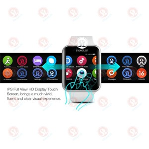 Image 3 - Bluetooth חכם שעון 4 42mm SmartWatch מקרה עבור אפל שעון iOS iPhone 8 בתוספת XS Xiaomi אנדרואיד חכם טלפון לא אפל שעון