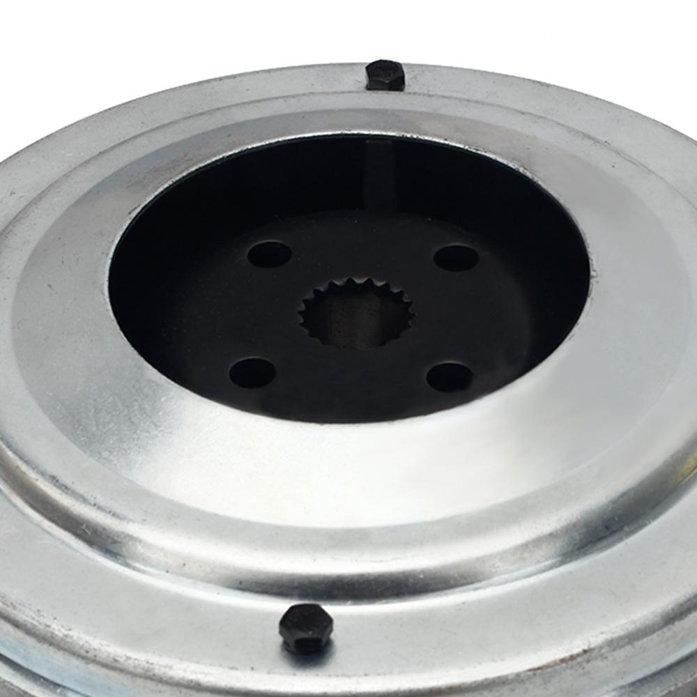 BIKINGBOY Primary Clutch CVT Drive Set For HiSUN ATV400 UTV400 MSU400 YS400 MASSIMO SUPERMACH MENARDS YARDSPORT 21321 F12 0000 - 4