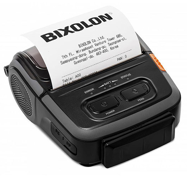 Original Brand New Bixolon SPP-R310BK/FAN 3 Inch Mobile Receipt Direct Thermal Mini Android Bluetooth Lable Barcode Printer