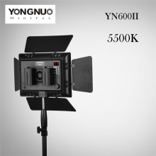 YONGNUO YN600 II LED Video Light 600 LED Lamp Lights Photographic Lighting 5500K for Photo Studio DSLR Camera Camcorder