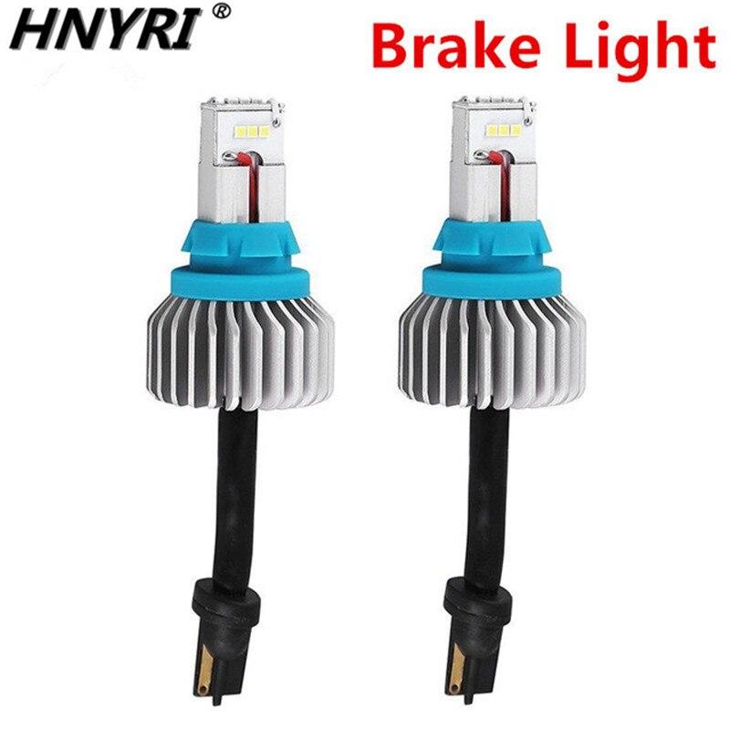 Break Stop Light LED Bulb Red CK T25 3157 3057 3457 4157 B1 For Buick BA