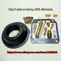 (1 set $ 20)YM XJR400 1993~1999 year Model carburetor repair kits contain Jet needle (J.N.) and Needle jet (N.J.) And diaphragm