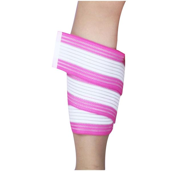 2pcs Sports Wrap-around Calf Support Bandage Knee Bandage Leg Skin Protection Band Brace Belt