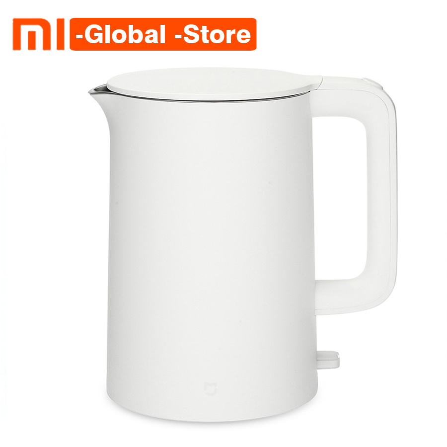 Original Xiaomi Mijia Electric Kettle 1.5L Household 304 Stainless Steel Insulated Water Kettle Fast Boiling APO Not Smart Model цена