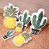 Pineapple Cactus Pillow Hand Rests Bed Sofa Car Cushions Stuffed Plush Toy Doll Christmas Gift