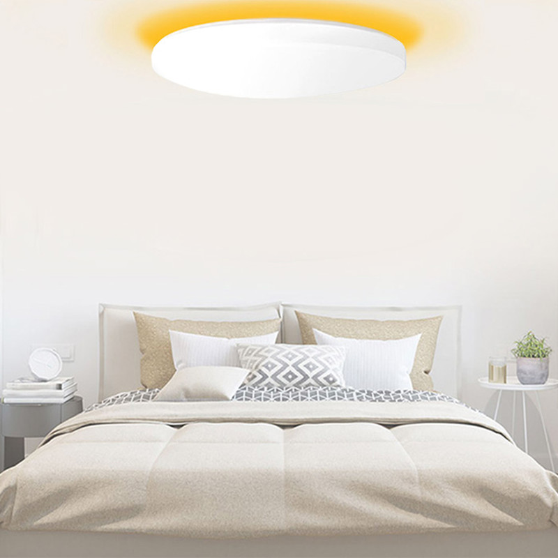 Yeelight JIAOYUE YLXD02YL 650 WiFi/Bluetooth/Controle APP Ambiente Circundante de Iluminação LED Luz de Teto 200-240 V
