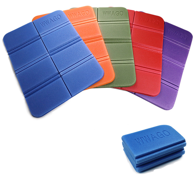 Soft Waterproof Dual Camping Hiking Picnic Portable Cushion Seat Pad