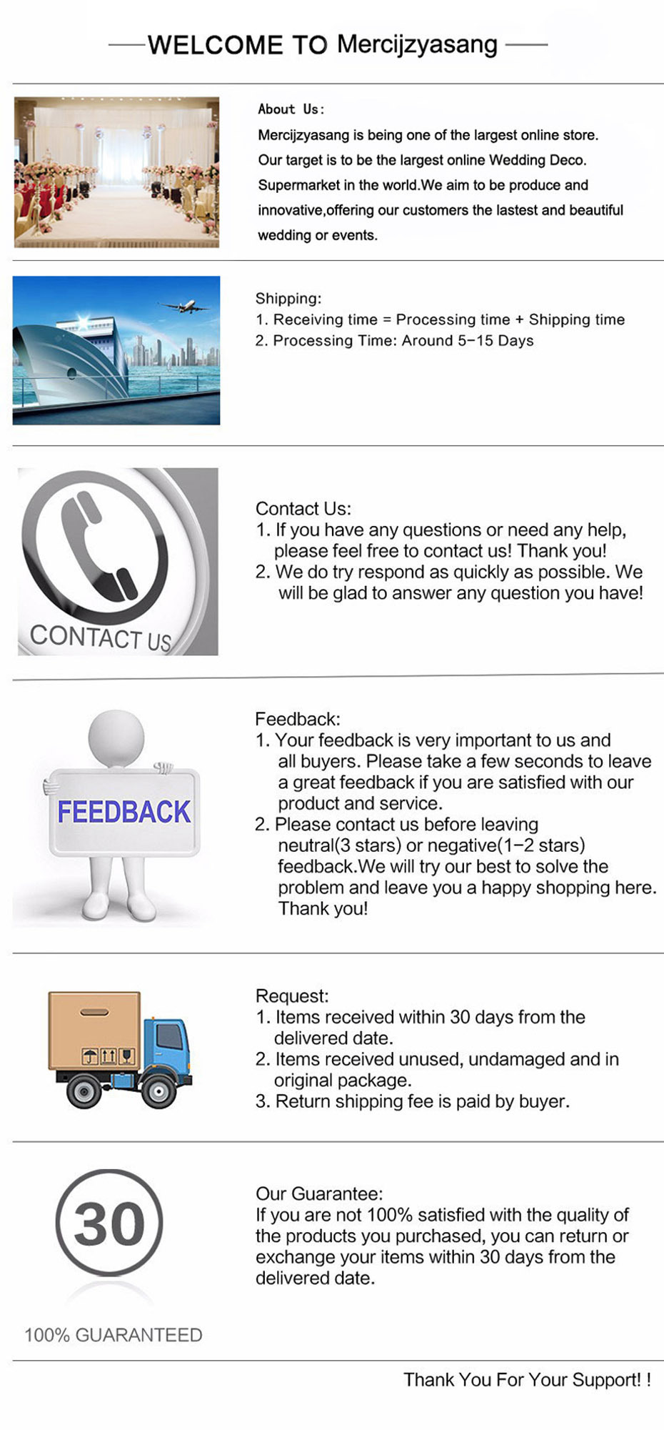 3361104a38 ... contact us immediately BEFORE you give us neutral or negative feedback