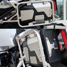 All New For BMW R1200GS R1250GS/ADV R 1200 GS LC 2004-2019 Decorative Aluminum Box Toolbox 4.2 Liters Tool Left Side Bracket