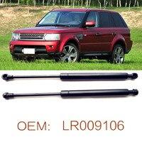 Nova Frente Capa Choque Struts Gás Struts Bota Primavera Elevador Suporta Para Land Rover Range Rover Sport 2002-2010
