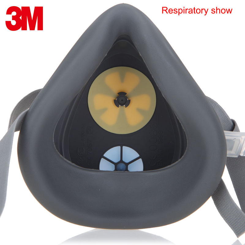 maschera 3m anti virus