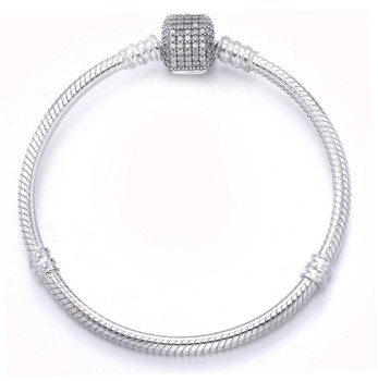 2020 New Fashion jewelry Original authentic 925 sterling silver Necklace Crystals from Swarovskis Women Wedding Jewelry