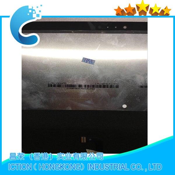 Original completo LCD de la Asamblea para Microsoft Surface Pro 3 (1631) TOM12H20 V1.1 LTL120QL01 003 pantalla lcd digitalizador de pantalla táctil - 5