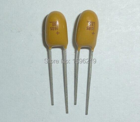 Tantalum Capacitor DIP 35V33UF 33UF 35V 336 Radial