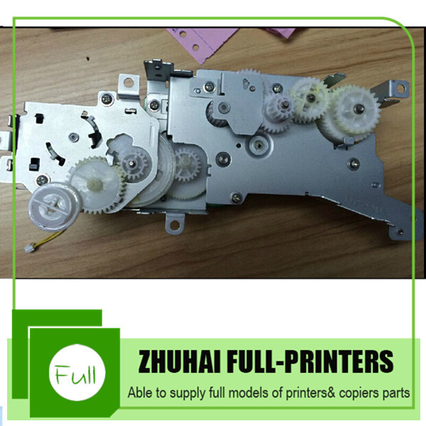 Factory Outlet! Printer spare part for hp 3525 drive gear assmebly compatible for hp laser printer spare parts 12pcs opc drum drive motor gear for hp laserjet 5200 for canon lbp3500 copier spare parts