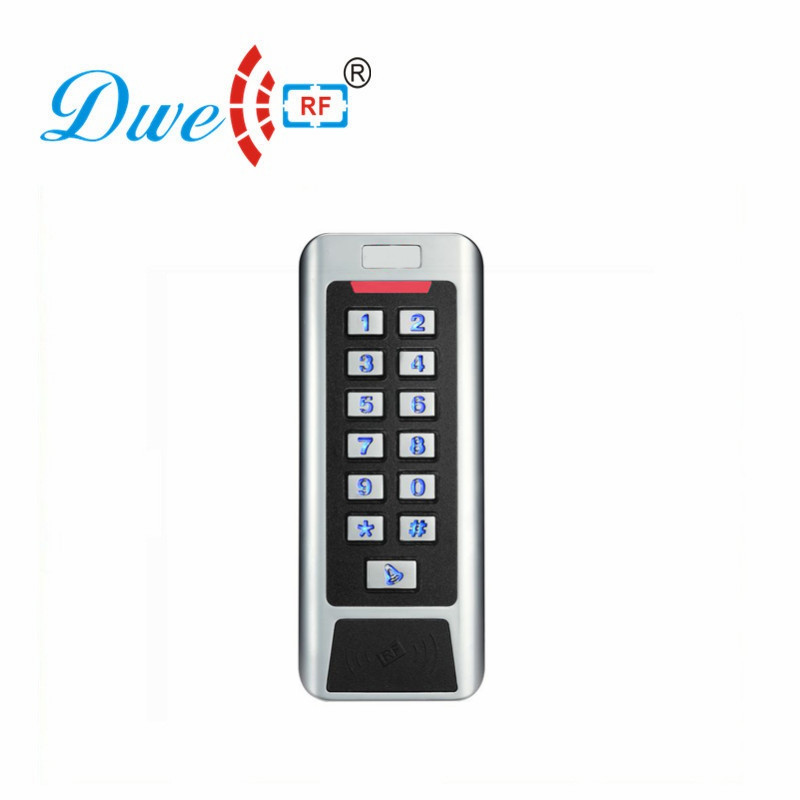 DWE CC RF Standalone Access Controller two codes and 2output Relais Waterproof IP68 D008-CC1 d008 1pair 100