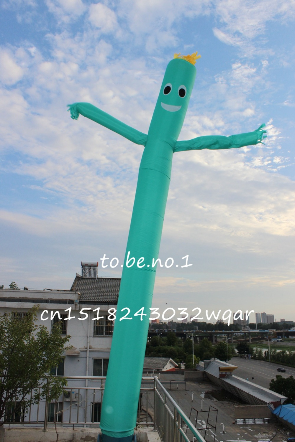 DHL free Inflatable Toys delivery 6M 20FT Inflatable Tube Sky Dancer Air Dancer LS-004 цена и фото
