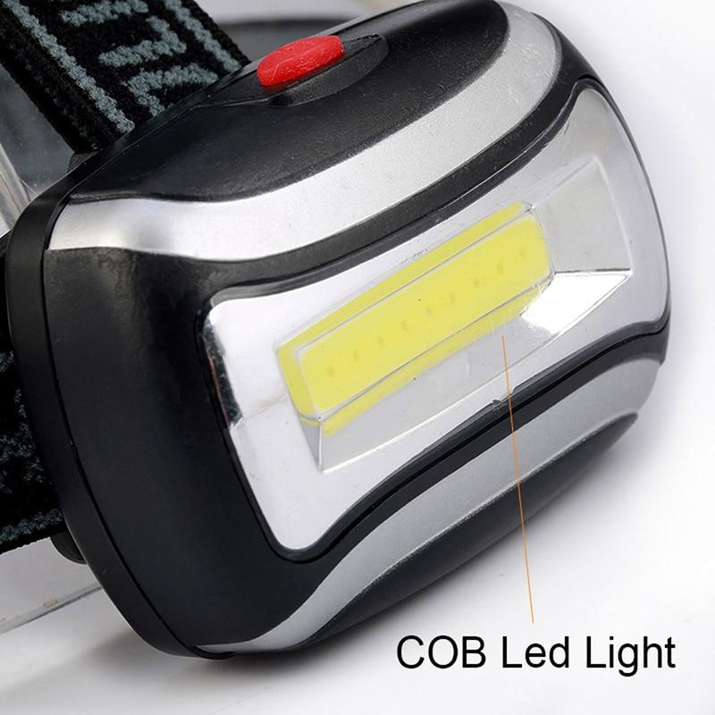 ZK20 Dropshopping Mini 600Lm COB LED Faros Faros Faros Linterna - Iluminación portatil - foto 2