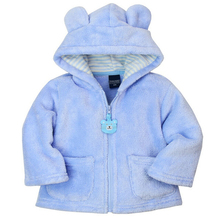 Style Baby hoodies new 2017 baby coat autumn winter clothing newborn baby boy girl clothes thick