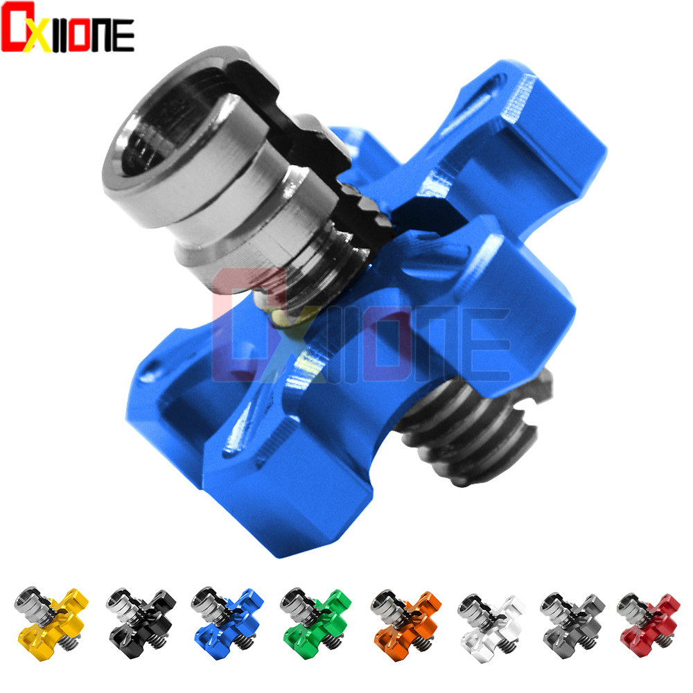 M8 M10 Motorcycle Clutch Cable Wire Adjuster For Honda CB500 Unfaired CB500S CB600 Hornet F7-FAE CBR600RR