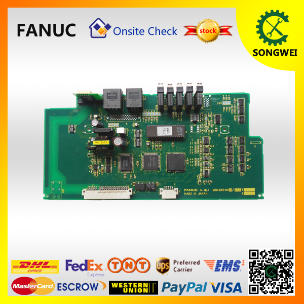 A16B-2202-0840 DHLor Fedex free shipping 100% tested FANUC circuit boards cnc control  spare pcb  warranty for three months