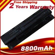 12 ogniw 8800mAh bateria do laptopa asus A31 N56 A32 N56 A33 N56 N46 N76 N56 F55 N46V N56V B53V B53A F45A F45U N76V R500N