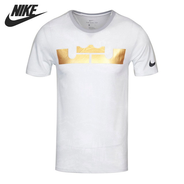 US $51.8 |Original New Arrival 2017 NIKE AS M NK DRY TEE PIXELMOVE Men's T shirts short sleeve Sportswear in Skateboarding T Shirts from Sports &