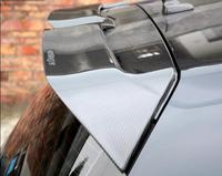 All Real Carbon Fiber Sports OETTINGER Car Roof Spoiler Wing For Volkswagen GOLF 7 MK7 2013