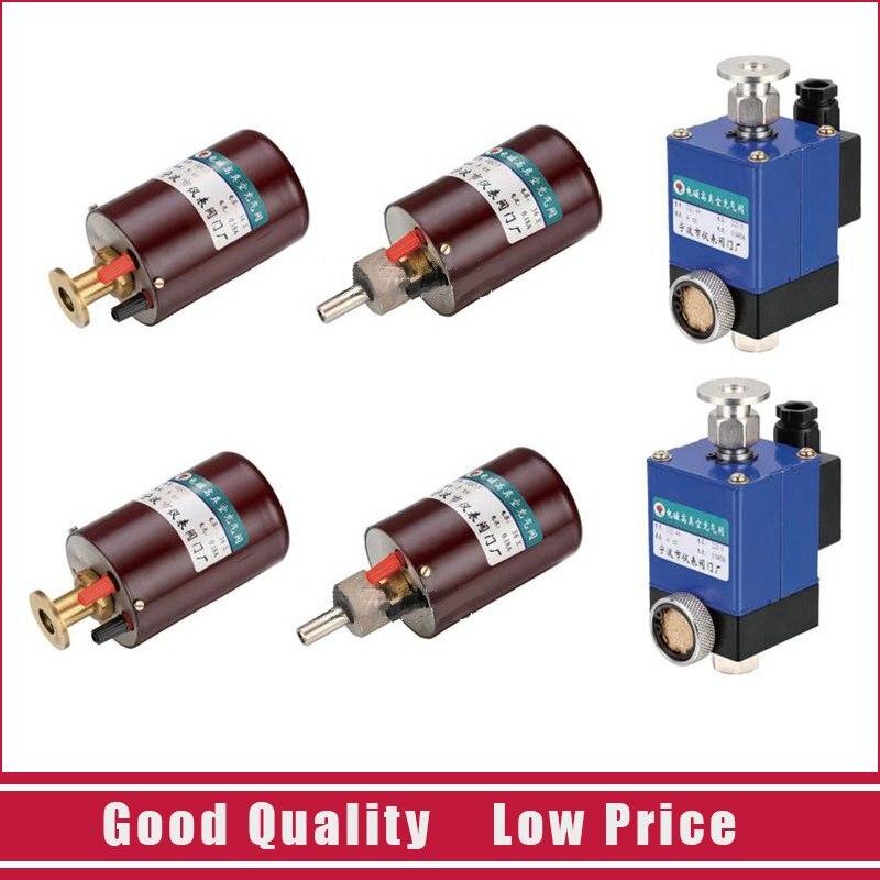Good Quality High Vacuum Charging Valve Carbon Steel GQC-1.5