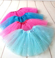 New arrive Baby Girls Skirts Kids Infant  Sequin Tutu Skirt  Dance Party Fancy Pettiskirt 10pcs/lot Free Shipping