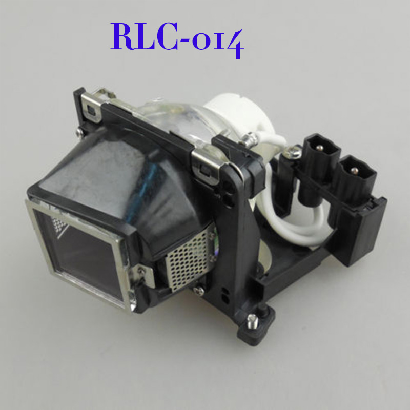 все цены на Free shipping Projector lamp With Housing RLC-014 For VIEWSONIC PJ402D-2/PJ458D Projector онлайн