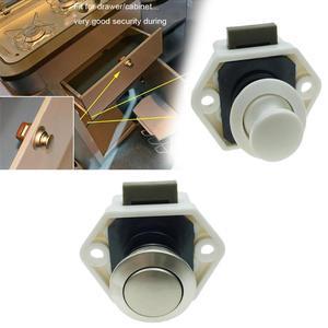 Camper Car Push Lock Button Lo