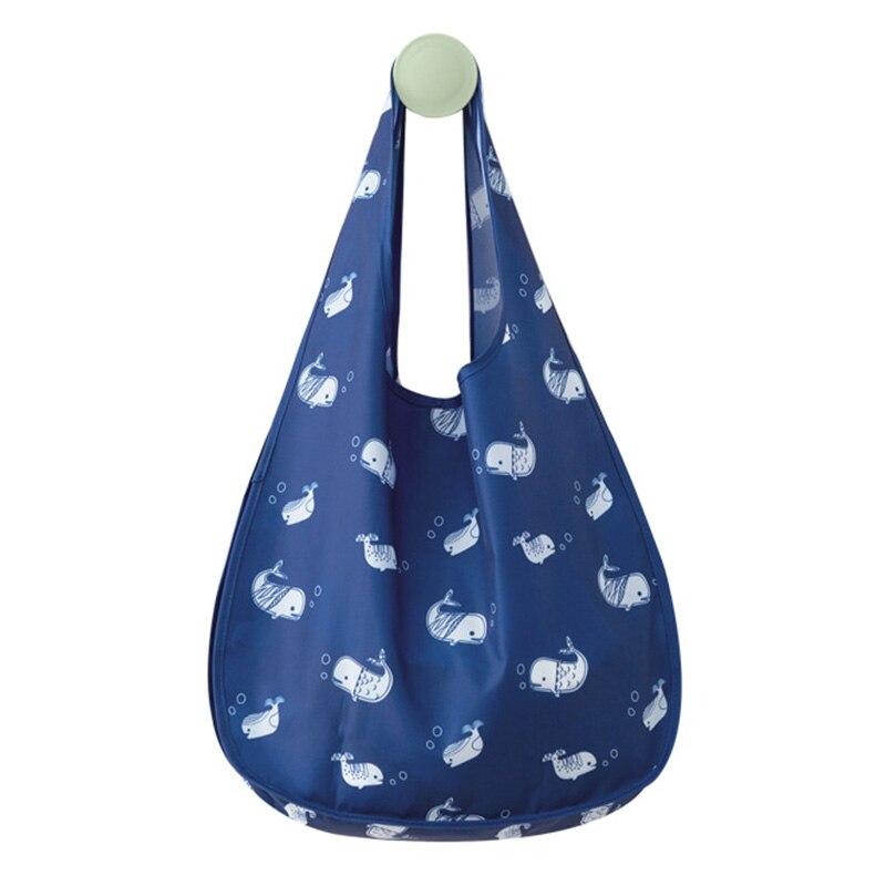 Popular Reusable Shopping Bag Eco Friendly Supermarket Shopping Bag Foldable Shopping Bag Travel Handbags Grocery Bags
