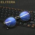 ELITERA Marco Redondo Gafas Marcos de Anteojos de La Computadora de La Vendimia para Mujer de Marca de Moda Unisex gafas Marcos para Los Hombres Oculos