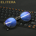 ELITERA Round Frame Eyewear Vintage Computer Eyeglasses Frames for Women Brand Fashion Unisex Eye glasses Frames for Men Oculos