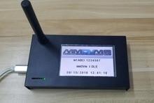 Gotowy Hotspot 2019 V1.7 MMDVM + Raspberry pi zero W + 3.2 cala LCD + antena + karta SD 16G + metalowa obudowa P25 DMR YSF