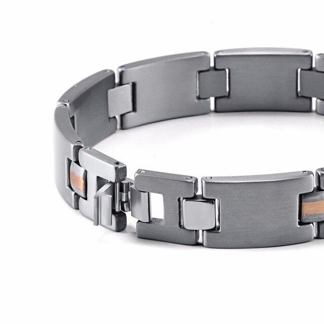 HTB1R9kkRVXXXXa7XpXXq6xXFXXXI - RainSo 2019 Fashion Titanium Bracelets & Bangles For Women Men Trendy Simple Generous Jewelry OTB-216  charm bracelets