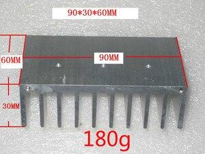 Image 5 - Ghxamp 최신 tda7293 전력 증폭기 보드 모노 170 w 오디오 두 개의 병렬 유형 원래 ic 1 pc