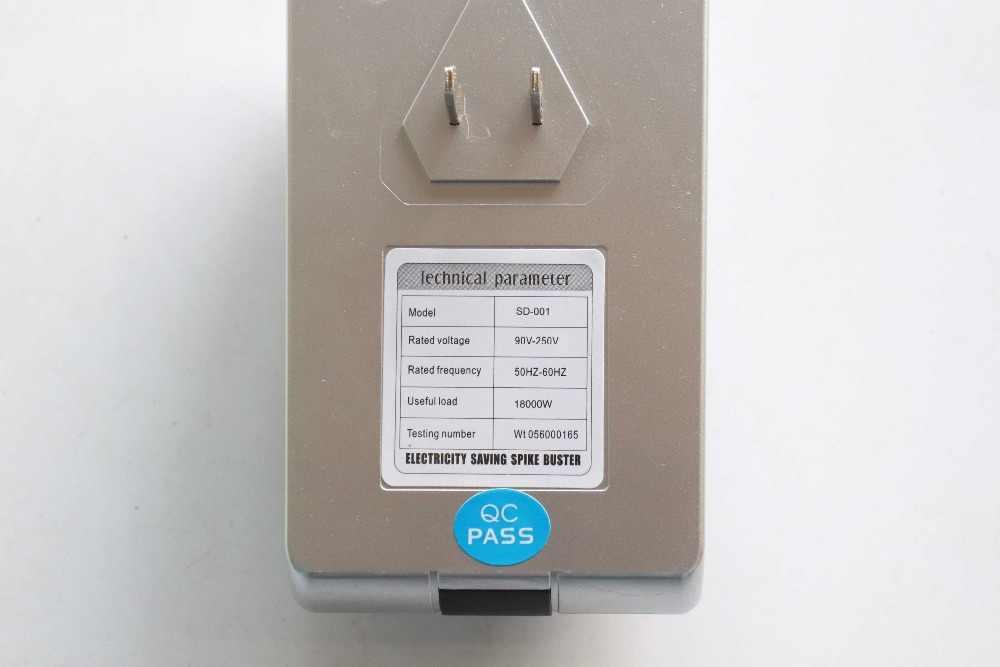 Inteligentny przyjazny dla środowiska energii elektrycznej energii skarbonka 30% urządzenie oszczędzania energii 90 V-250 V 50Hz-60 hz oszczędność Buster