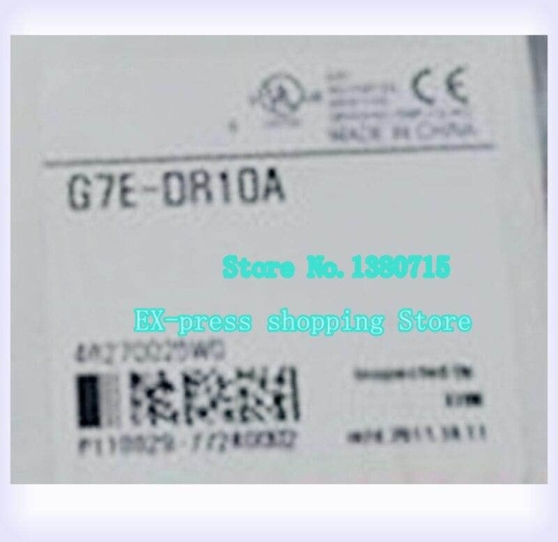 New G7E-DR10A relay 6 enter 4 a Extension module все цены