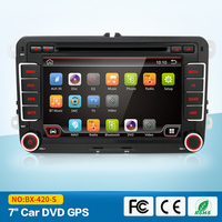 2 Din 7 VW Android 4 4 Car DVD Player For GOLF 5 Golf 6 POLO