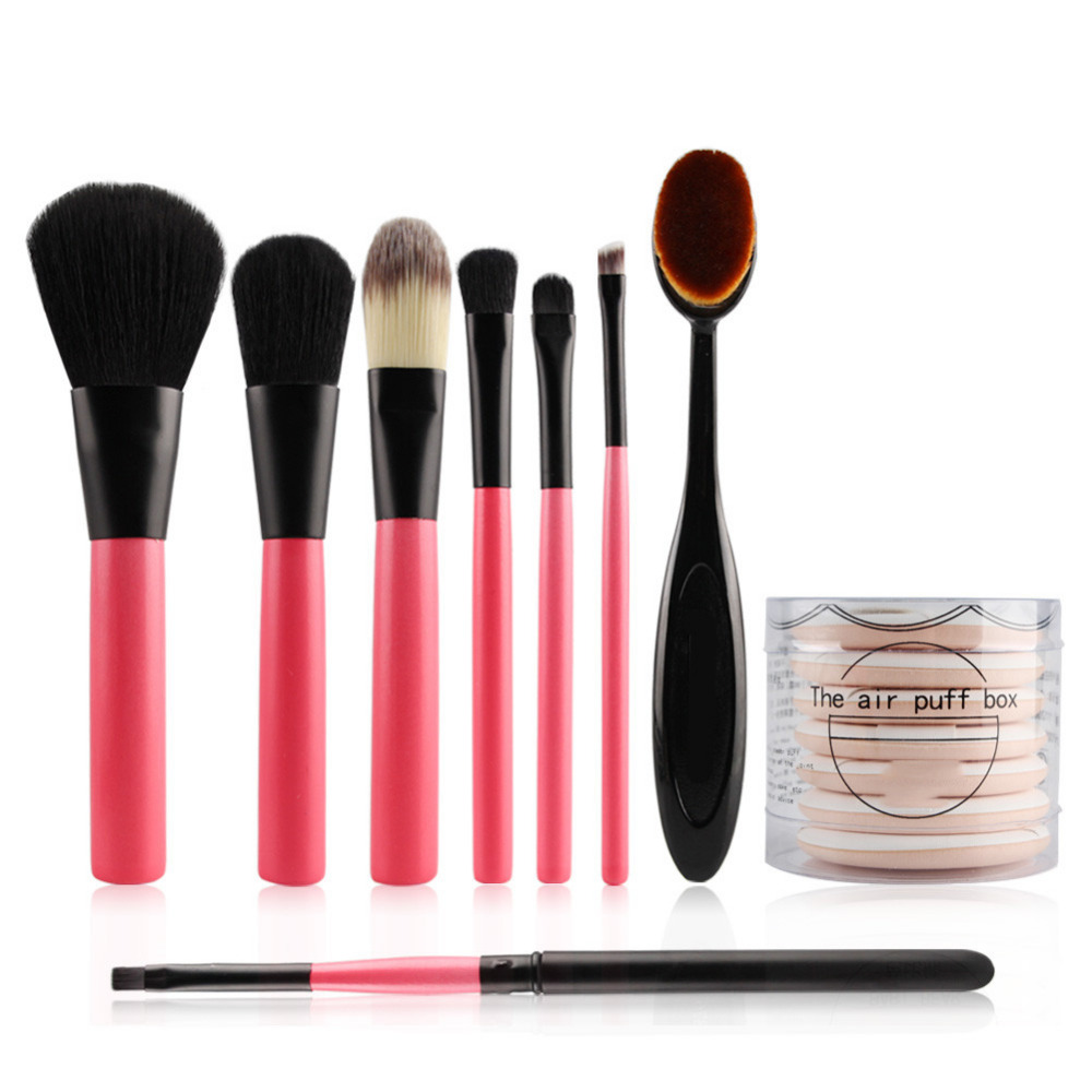 Makeup Brushes Kit Pro Foundation Powder Eyeshadow Eyeliner Concealer Contour Brush font b BB b font