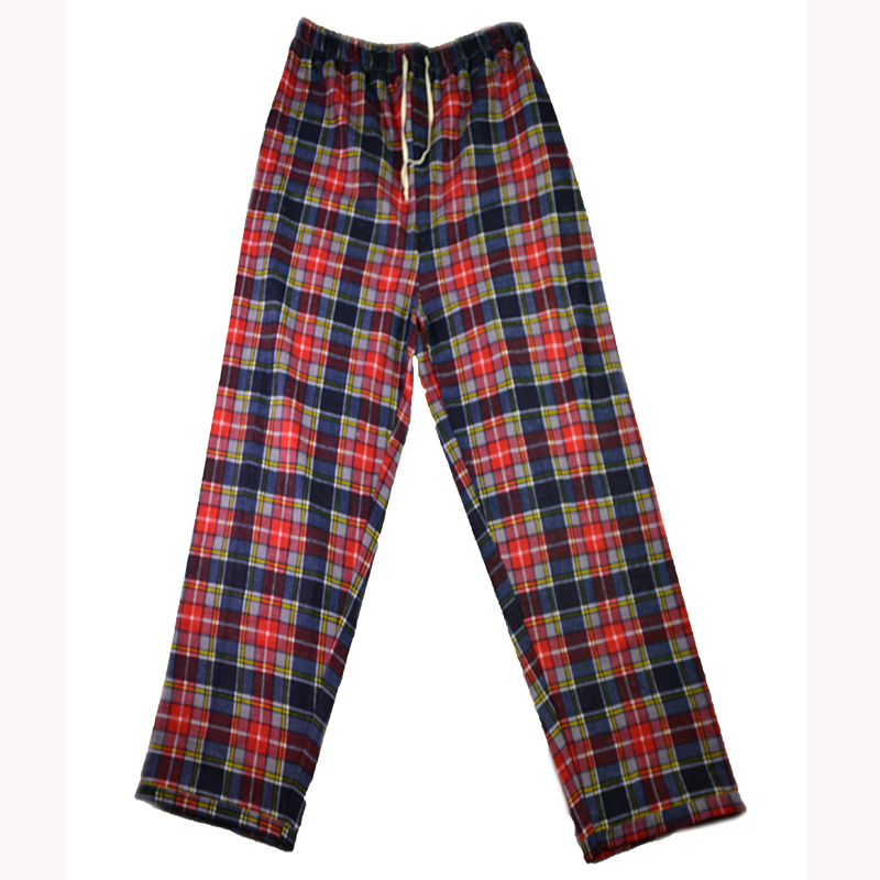 Autumn/Winter Brushed Cotton Womens sleep bottoms,Pajamas Bottoms,Sleepwear/Nightwear Pants, Womens Pyjamas