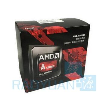 AMD A8-Series Box A8 7650K A8 7650 A8-7650 3.3GHz Quad-Core  CPU Processor  AD765KXBI44JA Socket FM2+ With CPU Cooling Fan