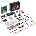 SunFounder Super Starter Kit V2.0 for Raspberry Pi 3 B+ Plus ,Raspberri Pi 3 2 Model B and 1 Model B+ Diy Kit
