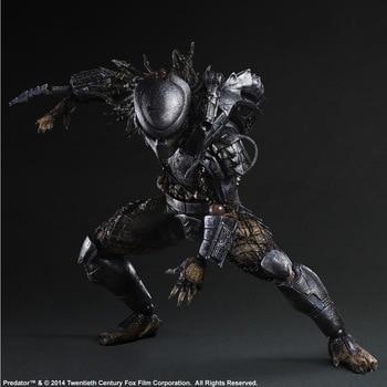 Predator Action Figure Model Toys | 27cm