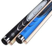 Collapsar M Billiard Pool Cue 2 Pieces 147cm Billiard Stick Maple Cue Nine Ball Center Joint