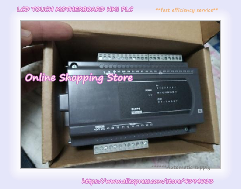 New boxed DVP24XP200R 100-240VAC ES2 Series Digital I/O Module DI 16 DO 8 RelayNew boxed DVP24XP200R 100-240VAC ES2 Series Digital I/O Module DI 16 DO 8 Relay